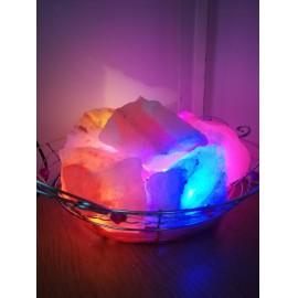 Himalája halit sókristály rögök 25kg