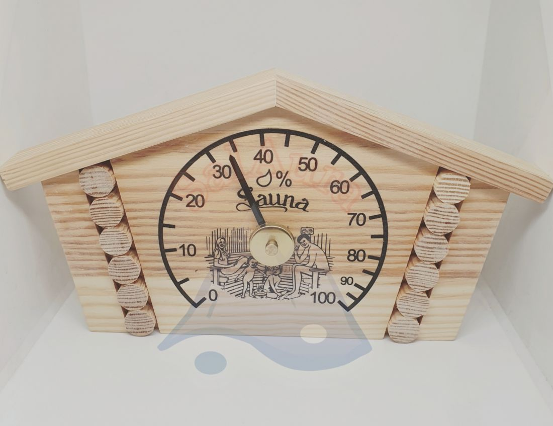 Páramérő, thermometer
