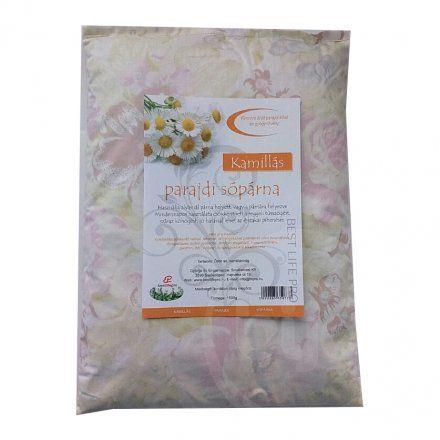 Kamillás parajdi sópárna    (gyulladáscsökkentő hatás)