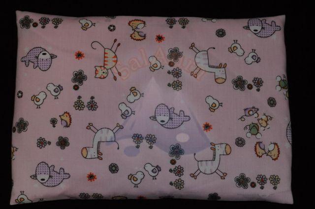 Sópárna gyerekeknek - Cuki kis állatok rózsaszín alapon