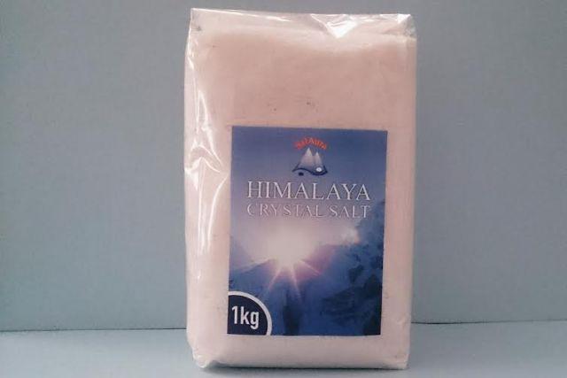 Himalája kistálysó ( finomszemcsés)